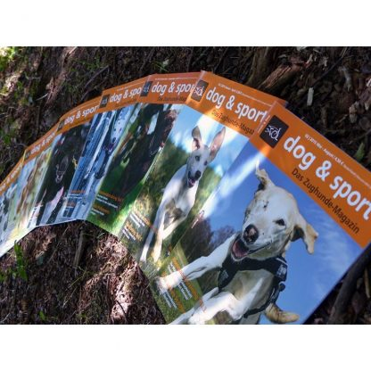 dog & sport - Das Hunde-Outdoor-Magazin Abo 2017 International